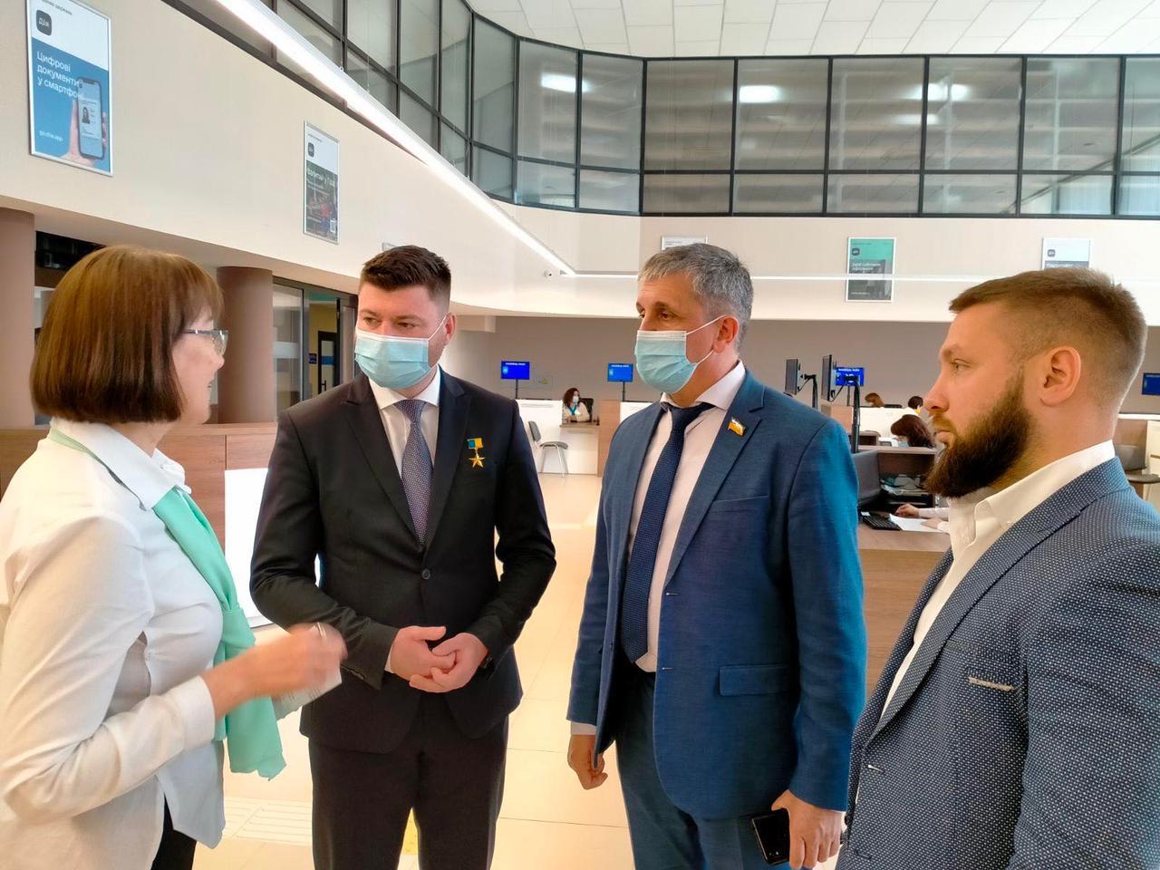 житомир стане першим містом в україні, де запустять пілотний проєкт «адмінсервіс ветеран»