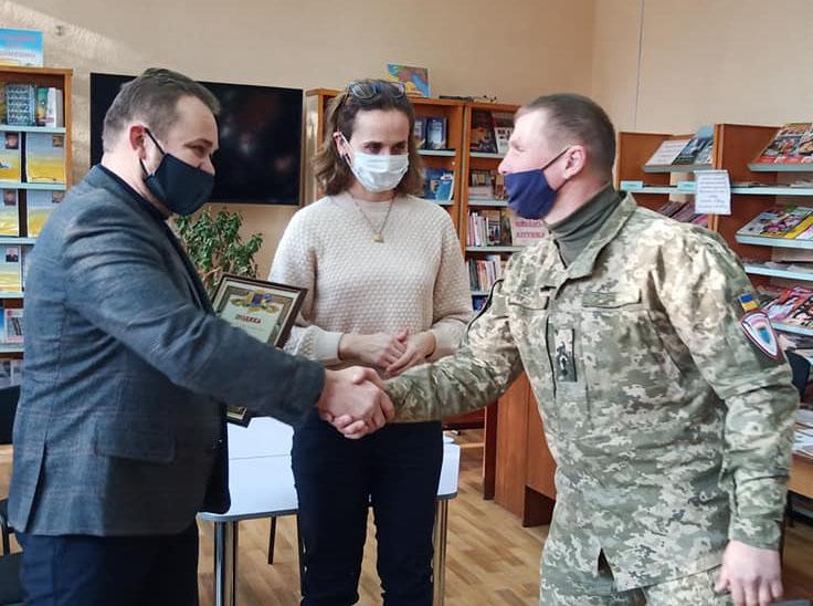 на сумщині ветерани продовжують військово-патріотичне виховання школярів