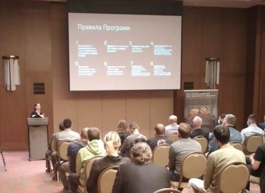 у києві 30 ветеранів ато/оос розпочали навчання по програмі професійного розвитку «кіберзахисники»